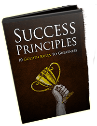 Success Principles