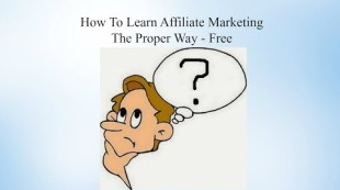 Affiliate Marketing For Beginners – How Does Affiliate Marketing Work? NEW 2015