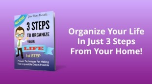 3 Steps To Organize Your Live – video presentation