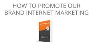 How To Promote Our Brand Internet Marketing