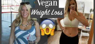 VEGAN WEIGHT LOSS | Before After Transformation
