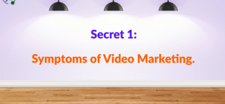 The Symptoms of Video Marketing