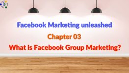 What is Facebook Group Marketing?