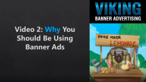 BANNER ADS. WHY YOU SHOULD BE USING THEM