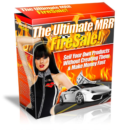 Ultimate MRR Firesale